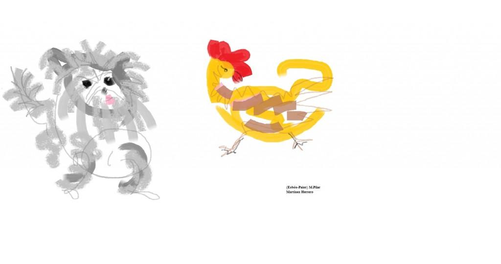 Gosset i gallina-