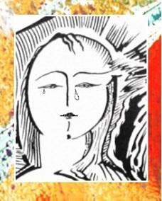 Noia plorant-Dibuix-M-Pilar-Martinez-Herrero