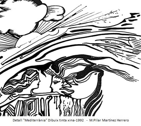 Detall-Mediterrania-1992-MPIlarMartinezHerrero